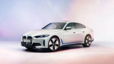 BMW i4 2021, primeras imágenes de la berlina eléctrica que contará con hasta 530 CV de potencia