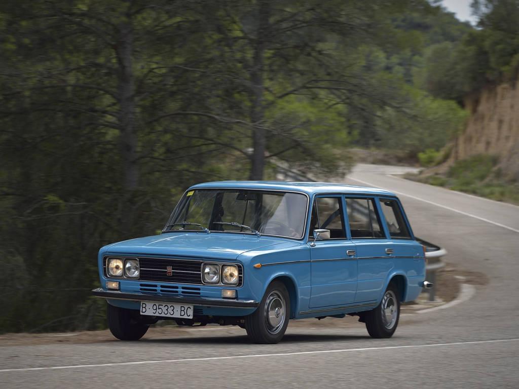En 1970 llegó la variante familiar del SEAT 1430
