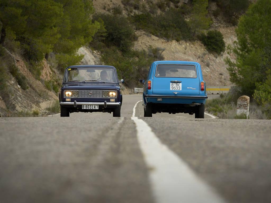Desde mitad de los 60 SEAT lanzaba un modelo nuevo cada año a los que sumaba las variantes de los ya presentes
