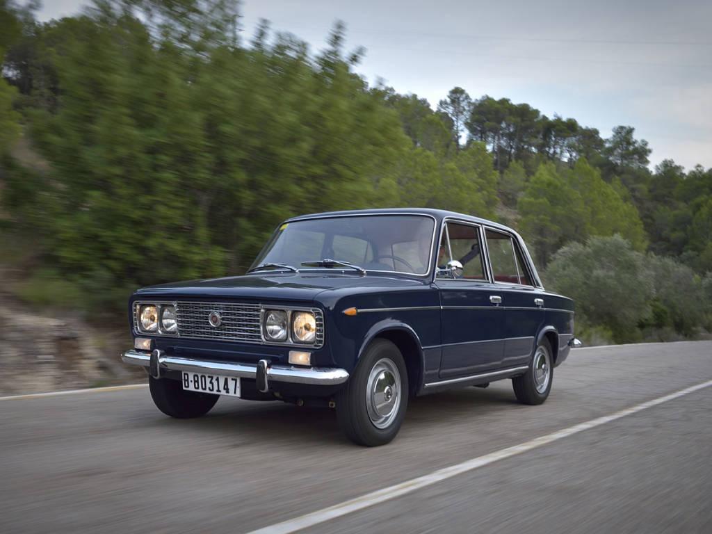 El SEAT 1430 era una evolución del 124 aunque en España tomó una nueva denominación