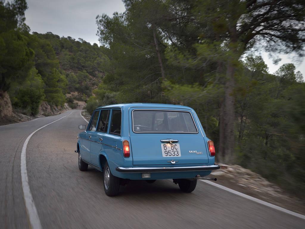 En 1973 desapareció la denominación 1430 aunque sus formas se mantuvieron con los 124 Pamplona