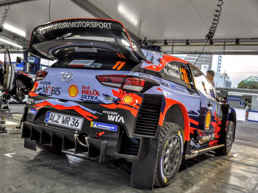 En 2022 llegarán los coches híbridos al mundial de rallys