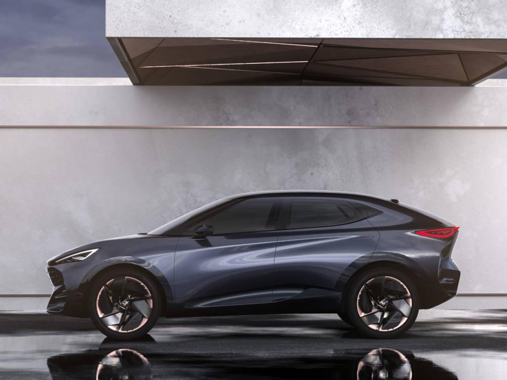 El Cupra Tasvascan será el segundo modelo eléctrico de la firma tras el el-Born