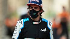 Fernando Alonso Alpine F1
