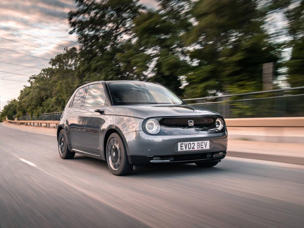 El Honda e busca ser mejor coche del mundo, mejor compacto y mejor diseño