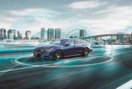 El nivel 3 de conducción autónoma ya está aquí, Honda ya lo ofrece