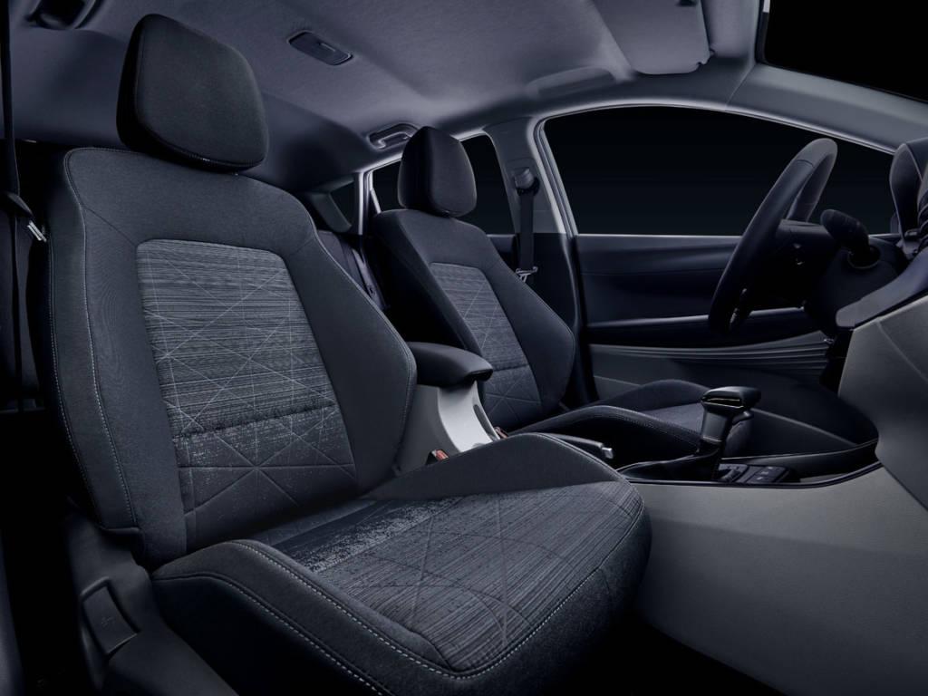 Se postula como uno de los vehículos más seguros del segmento.