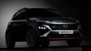 Primeras imágenes del Hyundai Kona N 2021, llegará antes de verano