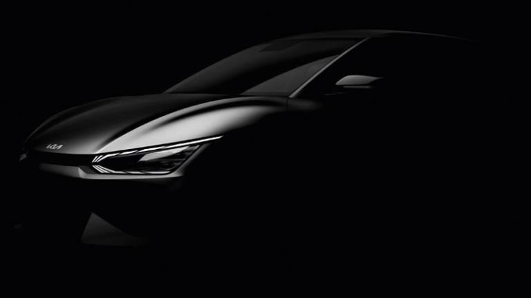 Kia EV6, comienza una nueva era de coches eléctricos para Kia