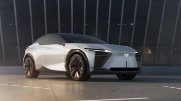 Lexus LF-Z Electrified 2021, el prototipo con el que Lexus inicia una nueva era