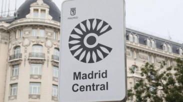 Retiran 28 multas por acceder a Madrid Central de forma irregular cuando era residente de la zona