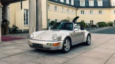 Sale a subasta el Porsche 911 que tuvo Maradona cuando jugaba en el Sevilla FC