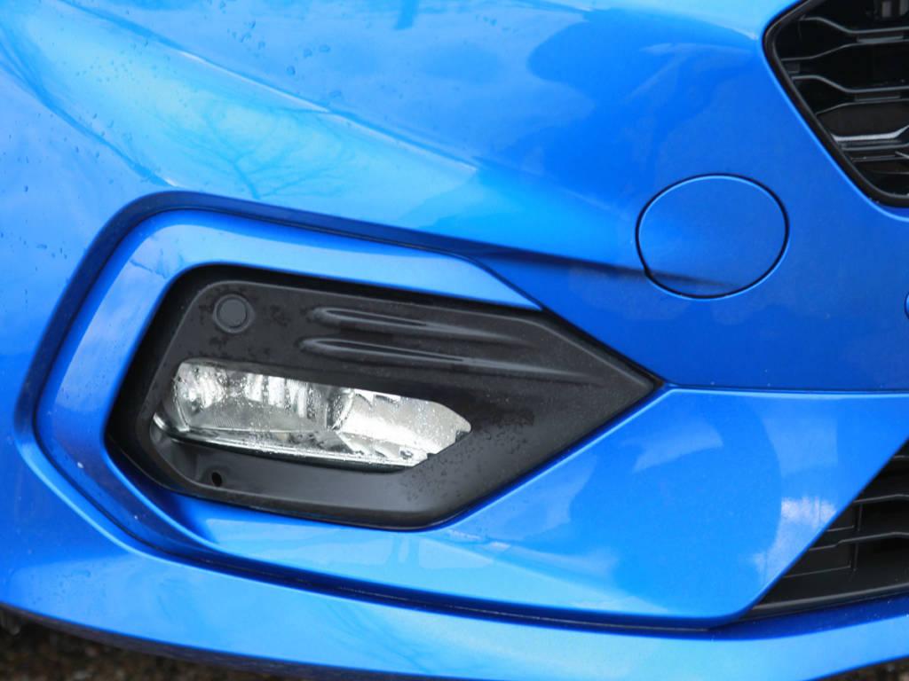 Diseño deportivo del Ford Fiesta