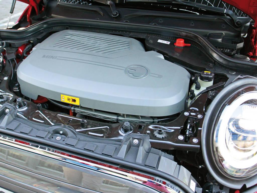 El motor cero emisiones del MINI Cooper SE 2021