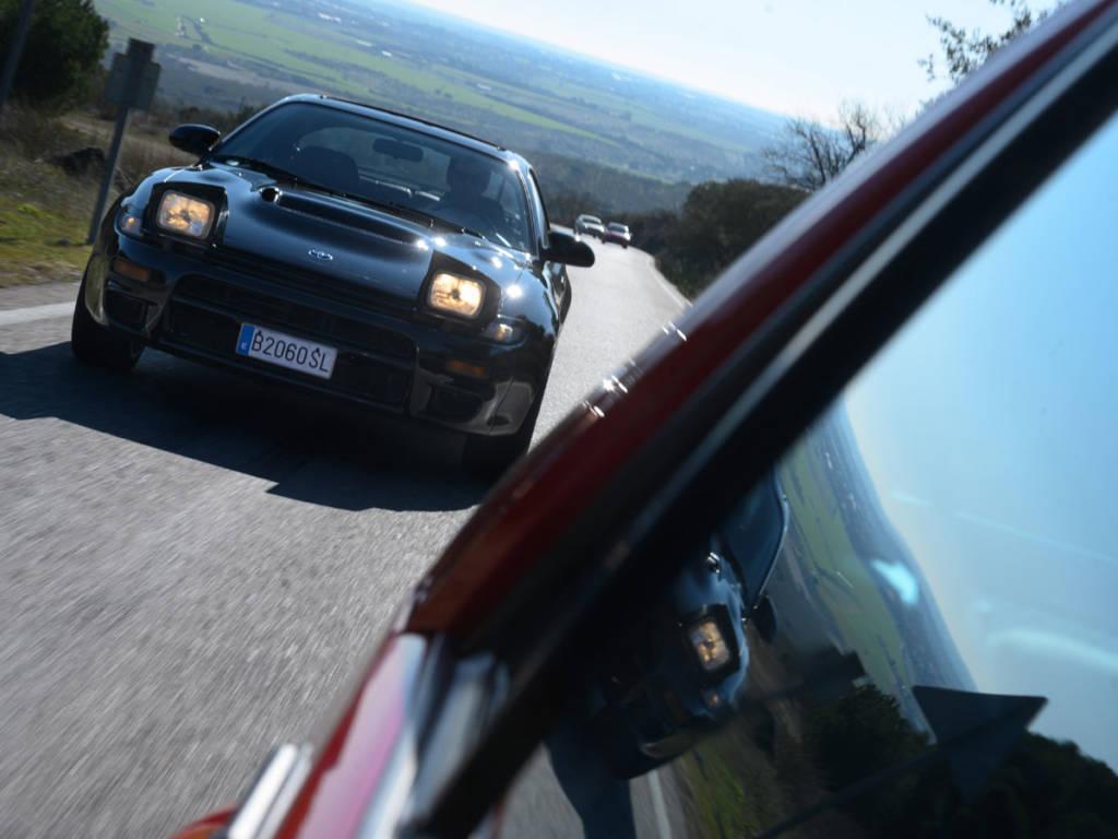 La variante Carlos Sainz del Toyota Corolla logra 4 CV extra gracias a un nuevo intercooler.