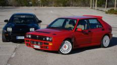Comparativa histórica: Lancia Delta HF Integrale vs. Toyota Celica Turbo Carlos Sainz, los reyes de los tramos