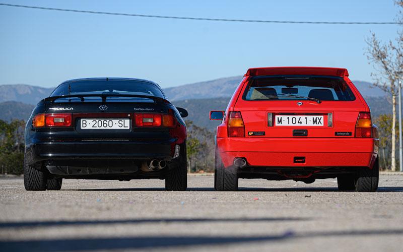 Surgieron en una época en la que los coches de competición se identificaban con los coches que se encontraban en los concesionarios
