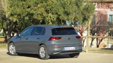 Prueba Volkswagen Golf 2021, según lo previsto