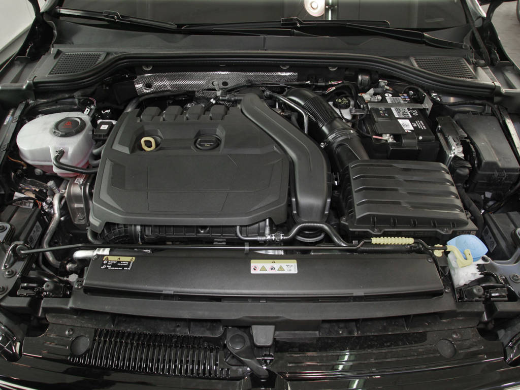 Motor 1.5 TSI de 130 CV y 200 Nm de par