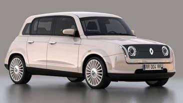 El Renault 4 podría volver en formato SUV