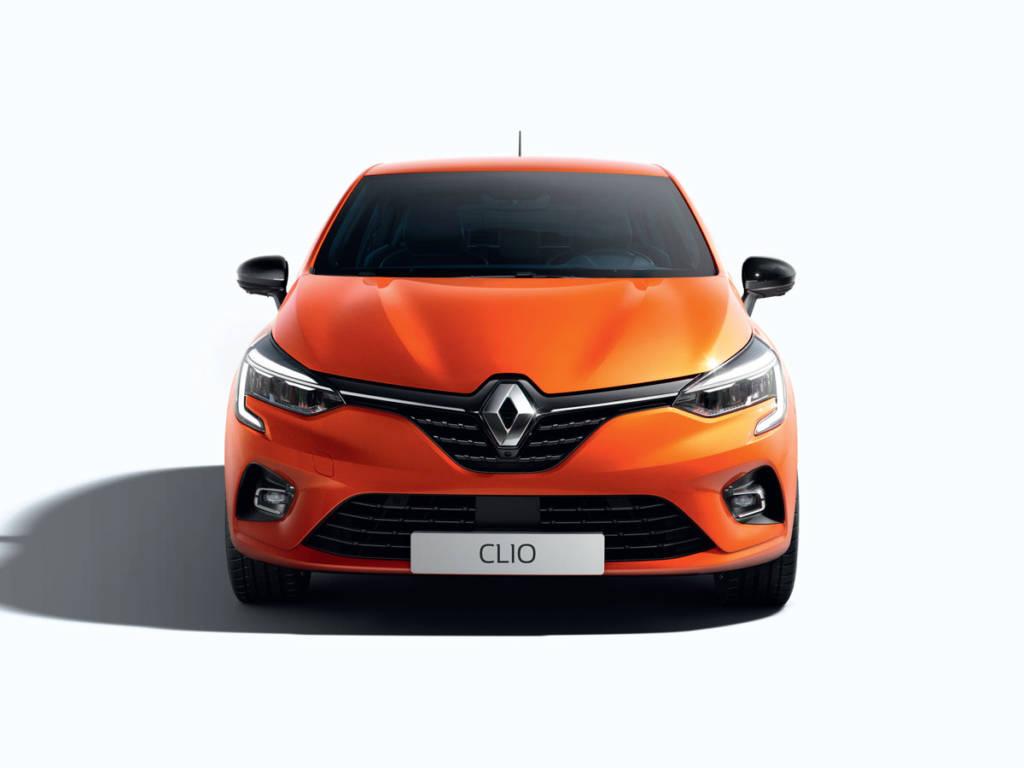 El Renault Clio se situó como el segundo modelo más vendido en febrero.