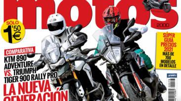 Ya está a la venta el número 78 de la Revista Motos