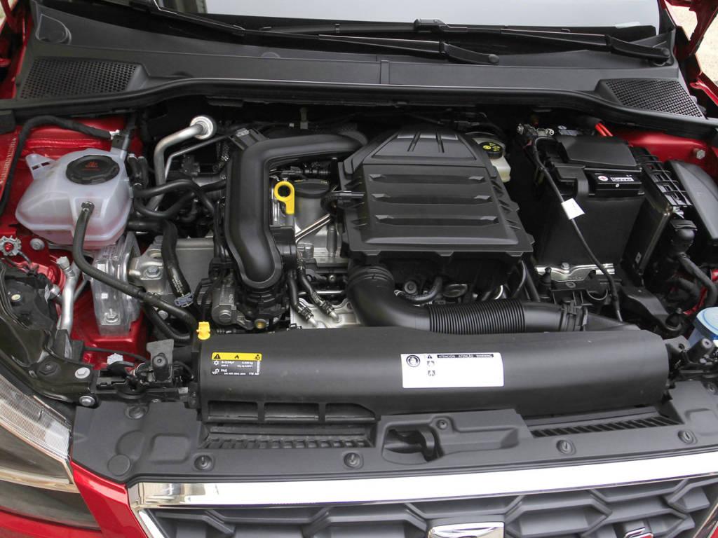 El motor 1.5 EcoTSI cuenta con desonoxión de cilindros para ahorrar