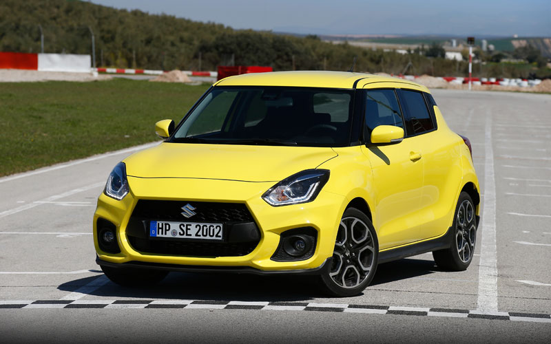 Las mejores promociones y descuentos de Suzuki en abril de 2021