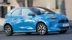 Así será la tercera generación del Toyota Aygo 2022
