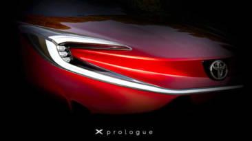 Toyota X Prologue, nueva sorpresa ¿eléctrica? en el horizonte