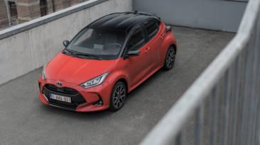 El Toyota Yaris es elegido Coche del Año 2021 en Europa