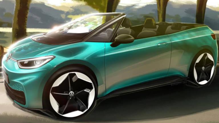 Volkswagen ID.3 Cabrio, el CEO de la marca pregunta si gusta la idea