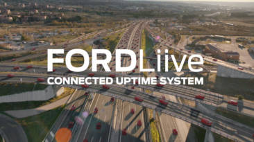 FORDLiive servicios conectados para furgonetas