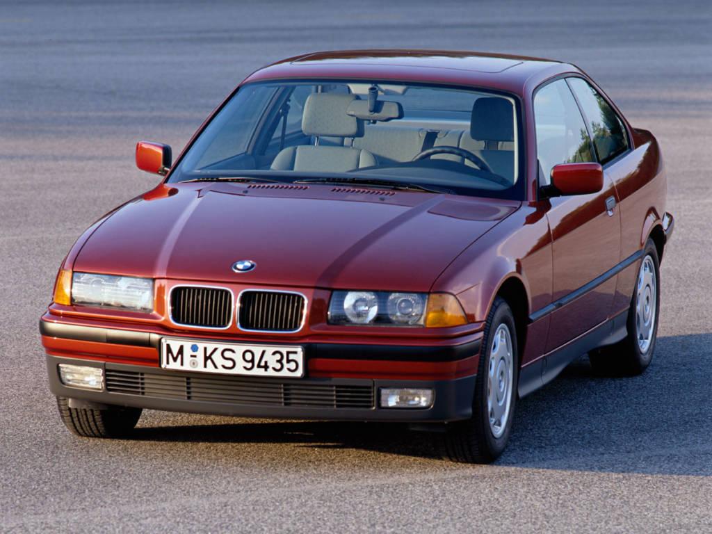 BMW Serie 3 (E36) (1990)