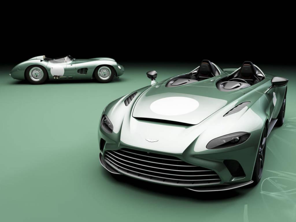 El DBR1 es el Aston Martin más laureado en competicón