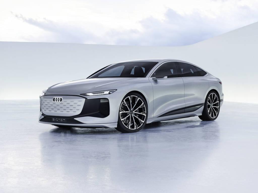 Audi A6 e-tron Concept tres curtos delantera