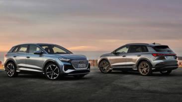 Los nuevos Q4 e-tron y Q4 Sportback e-tron están disponibles en junio