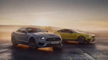 Ford Mustang ventas