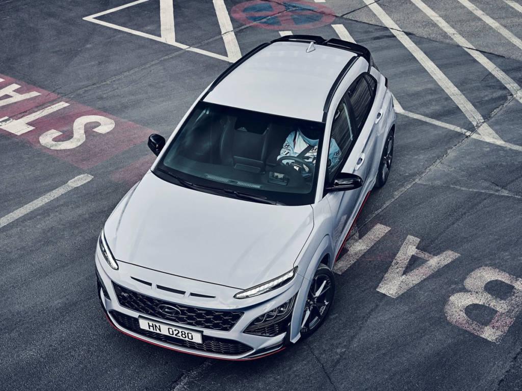 Hyundai Kona N 2021 modifica su diseño