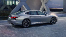 Lexus LS 500h 2021, tecnología, seguridad y, sobre todo, comodidad