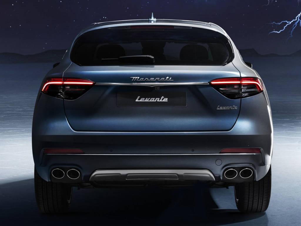 Maserati Levante Hybrid 2021 trasera