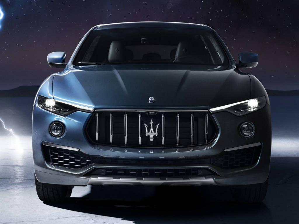 Maserati Levante Hybrid 2021 frontal