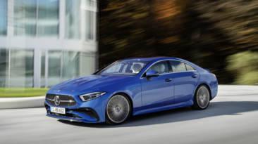 El Mercedes-Benz CLS 2021 actualiza su figura, tecnología, gama mecánica y, sobre todo, capacidad de personalización