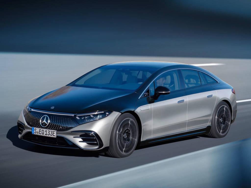 El Mercedes-Benz EQS 2021 es la primera berlina eléctrica de la marca