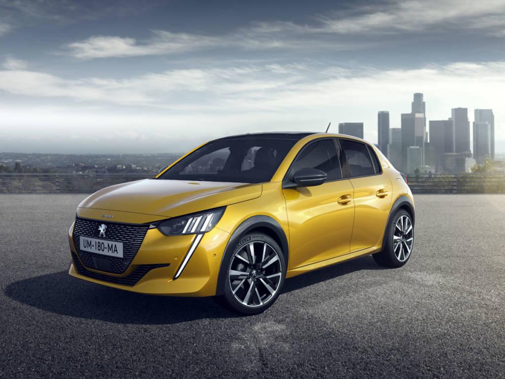 El Peugeot 208 se alza como el modelo más vendido en marzo y en el primer trimestre de 2021