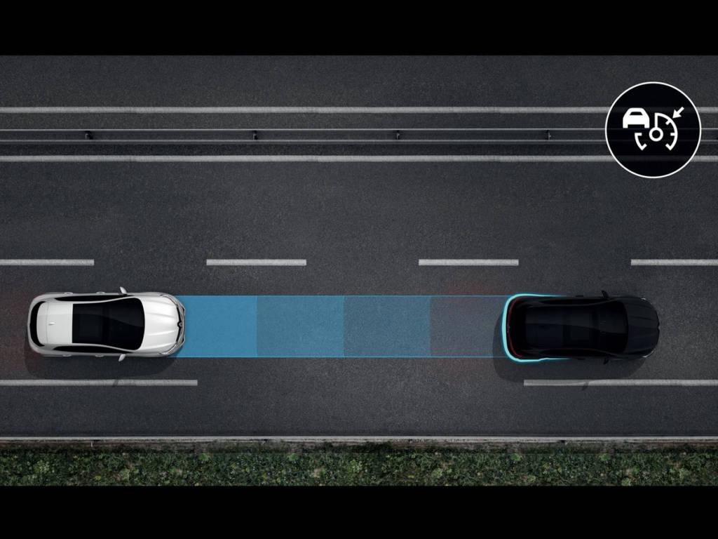 Renault control de velocidad