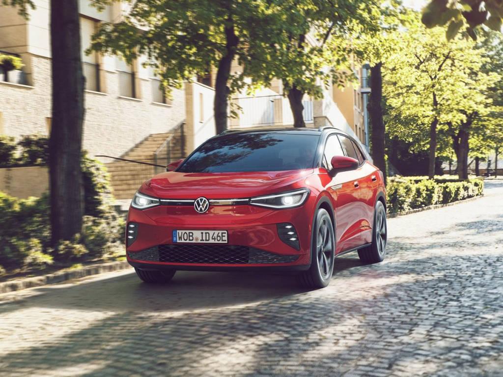 Volkswagen ID.4 GTX frontal