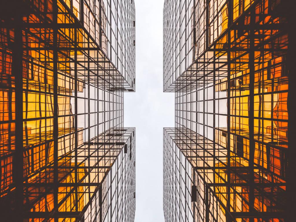 ciudad conectada edificio