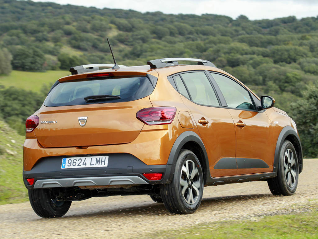 Dacia Sandero Stepway ha ganado en diseño