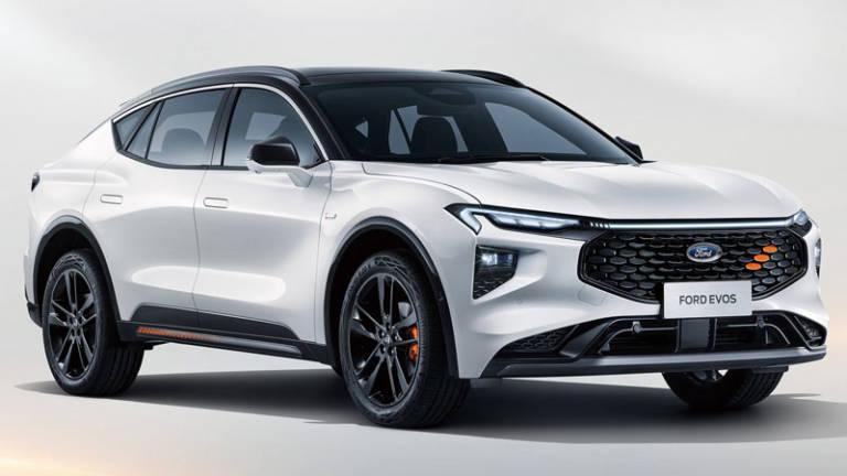 Ford Evos 2021